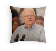 My dad would call this a curmudgeon Throw Pillow