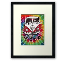 WWJD ? Framed Print