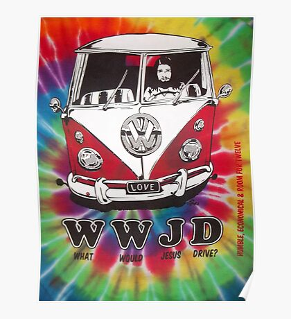 WWJD ? Poster