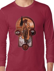 The Gunslinger's Creed. Long Sleeve T-Shirt