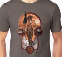 The Gunslinger's Creed. Unisex T-Shirt