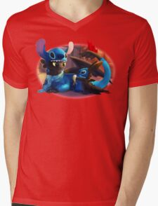 You want this? Mens V-Neck T-Shirt