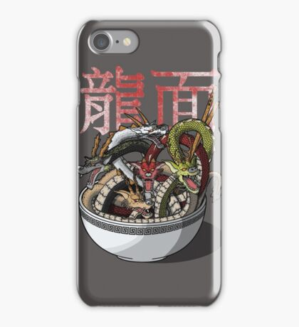 Dragon Noodles iPhone Case/Skin