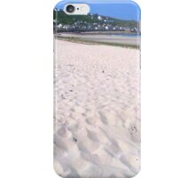 A beautiful beach. iPhone Case/Skin