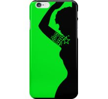 9Key Silhouette iPhone Case/Skin