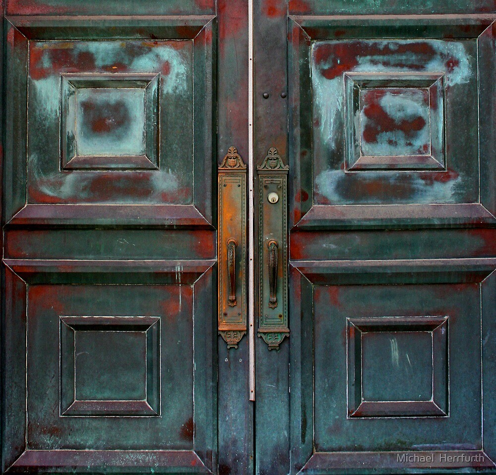 The Doors 2 by Michael  Herrfurth