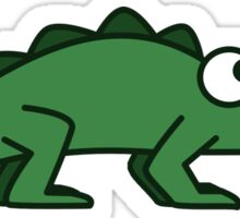 Little Gator Sticker