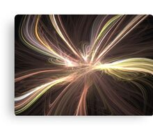 Cosmic String Canvas Print