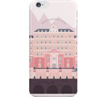 Grand Budapest Hotel  iPhone Case/Skin