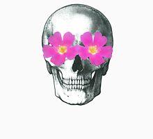 Flowering skull  Unisex T-Shirt
