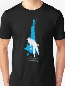 """""""For a minute there, I lost myself"""" - Radiohead - light Unisex T-Shirt"""