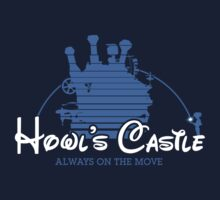 Howl's Castle by Mephias