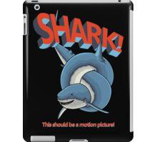Shark! iPad Case/Skin