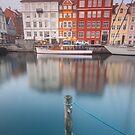 Nyhavn, Copenhagen by Luka Skracic