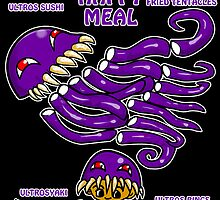 ultros happy meal by meomeo