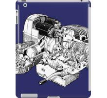 BMW Boxer Engine R Series iPad Case/Skin