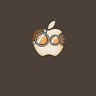 Steampunk Apple by Eights