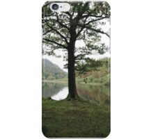 Yew Tree Tarn near Coniston iPhone Case/Skin