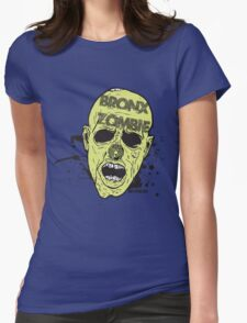 BRONX ZOMBIE!!!!!! OMG!!!! :D Womens Fitted T-Shirt