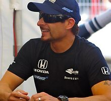 Alex Tagliani  by Jeannie  Mazur