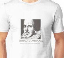Back to School: William Shakespeare T-Shirt