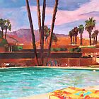 The Palm Springs Pool by artshop77