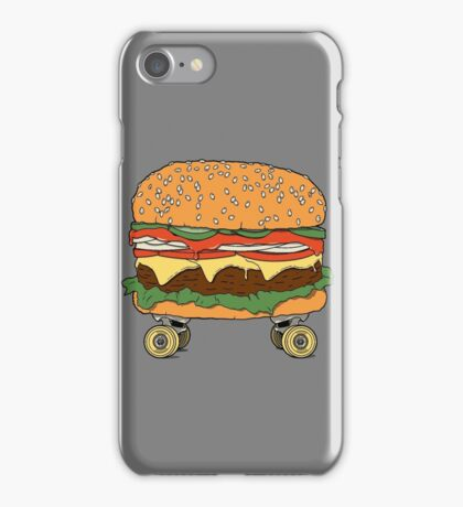 Nose + Cheese + Tail. iPhone Case/Skin