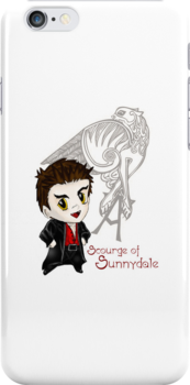 Scourge of Sunnydale by ElocinMuse