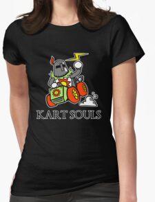 KART SOULS Womens Fitted T-Shirt