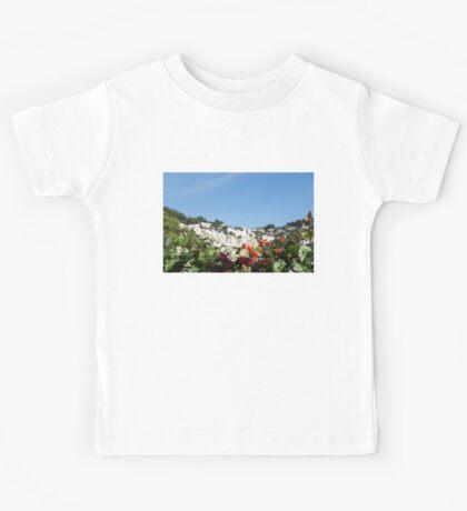 Capri Island Dreams Kids Tee