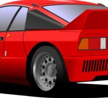 Lancia Rally 037 Stradale Sticker