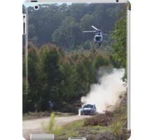 Hyundai World Rally team iPad Case/Skin