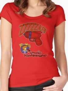 Zzzzzap! Women's Fitted Scoop T-Shirt