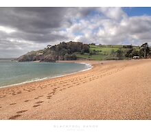 Blackpool Sands by Andrew Roland