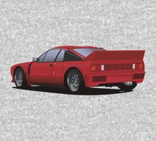 Lancia Rally 037 Stradale One Piece - Long Sleeve