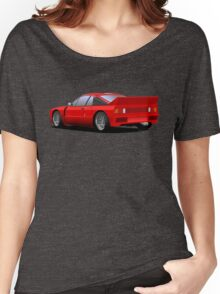 Lancia Rally 037 Stradale Women's Relaxed Fit T-Shirt