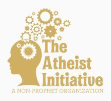 The Atheist Initiative Logo Kids Tee