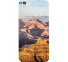 Grand Canyon Panorama 3 iPhone Case/Skin