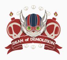 Dean of Demolition. Kids Clothes