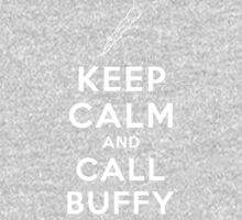 Keep Calm And Call Buffy One Piece - Long Sleeve