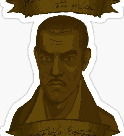 He Who Controls the Splice Sticker