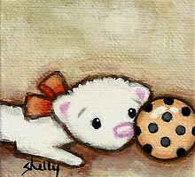 Ferret Ball by Shelly  Mundel