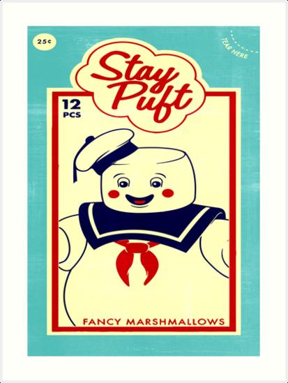 Stay Puffed by waxmonger