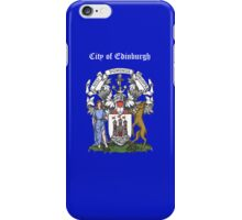 City of Edinburgh iPhone Case iPhone Case/Skin