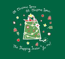 Oh Christmas Spree Unisex T-Shirt