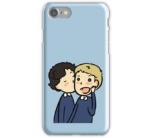 I would be lost without you iPhone Case/Skin