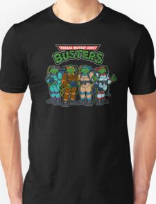 Teenage Mutant Ghostbusters T-shirt for Adults
