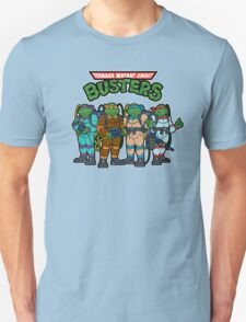 Teenage Mutant Ghost Busters Unisex T-Shirt