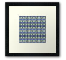 ABSTRACTION 21 Framed Print
