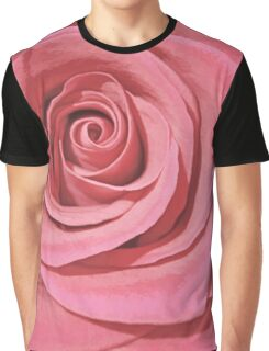 Victorian Rose Graphic T-Shirt